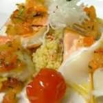 Sepia en salsa con Cuscús de Arguiñano